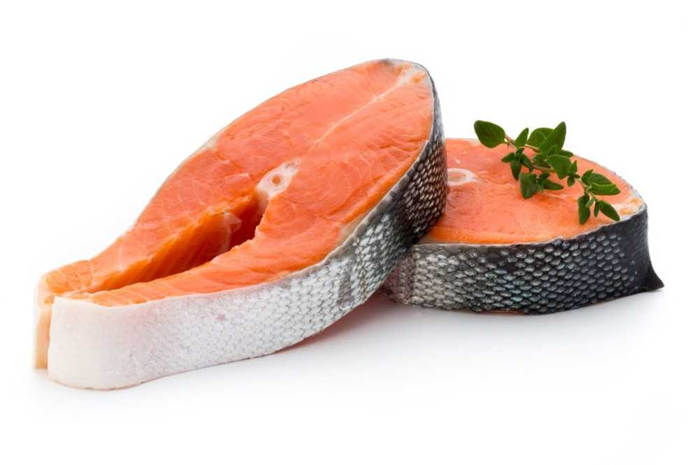Wild salmon or farmed salmon - which is better? / Health News
