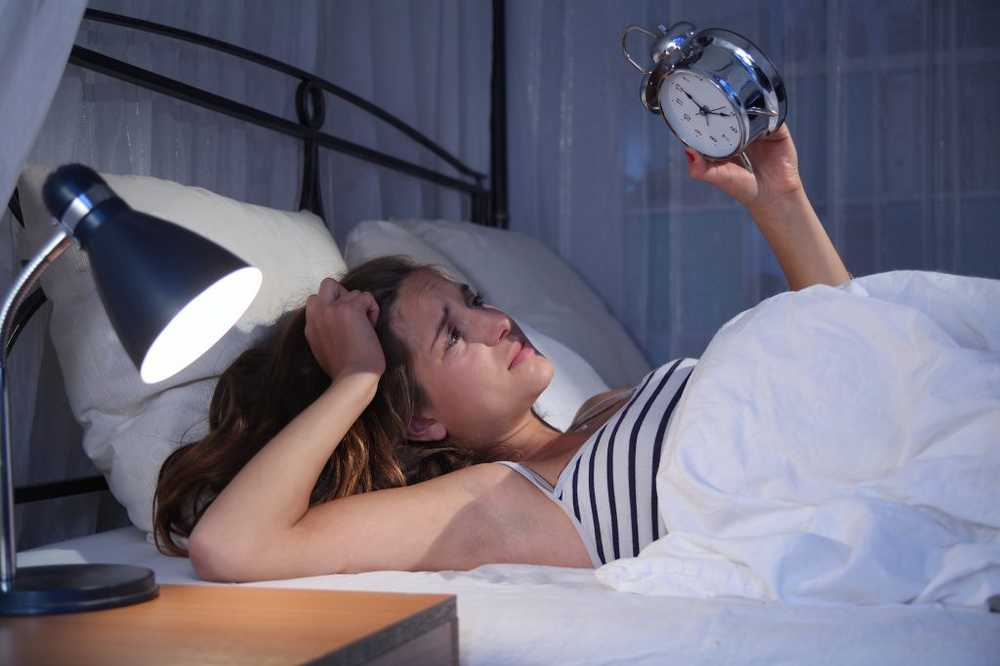 Time Changes Nearly three million people take sleeping pills / Health News