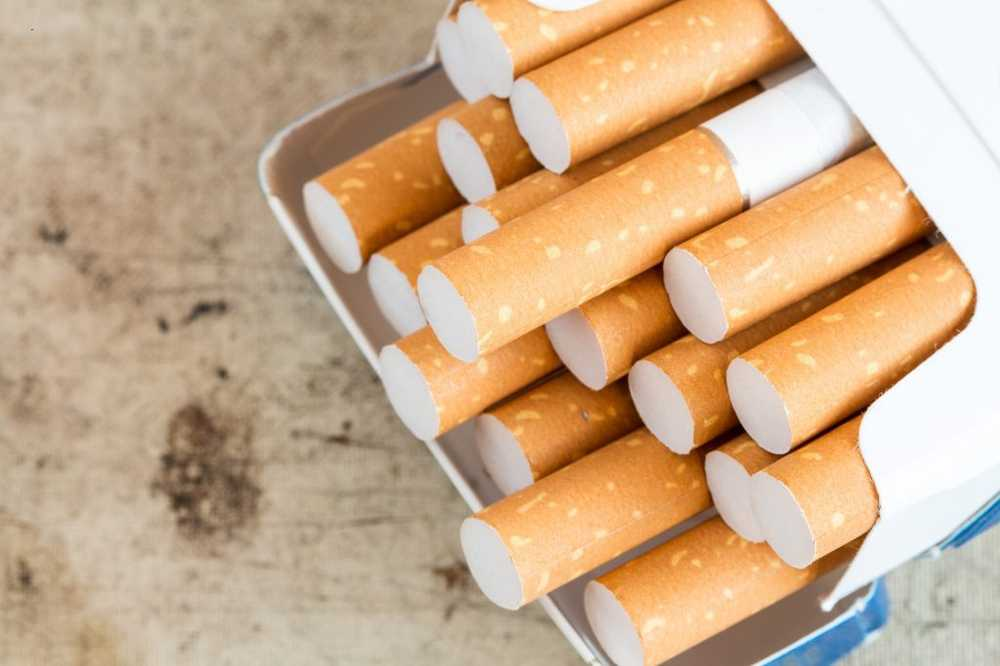 Cigarette warnings no longer need to be visible in the store / Health News