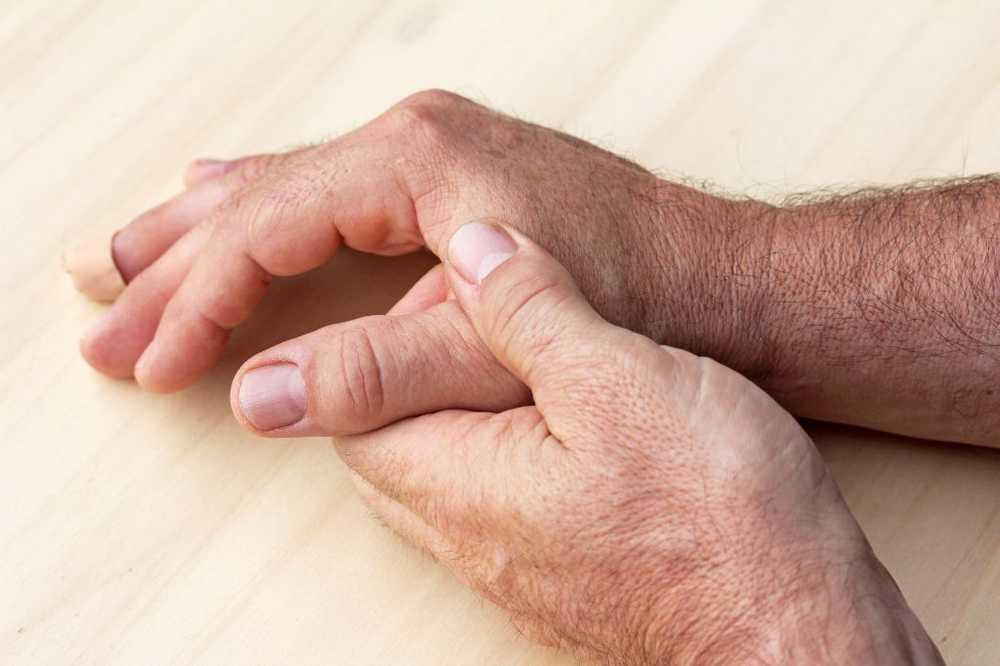 Rizoartrosi trattata con la Pranoterapia