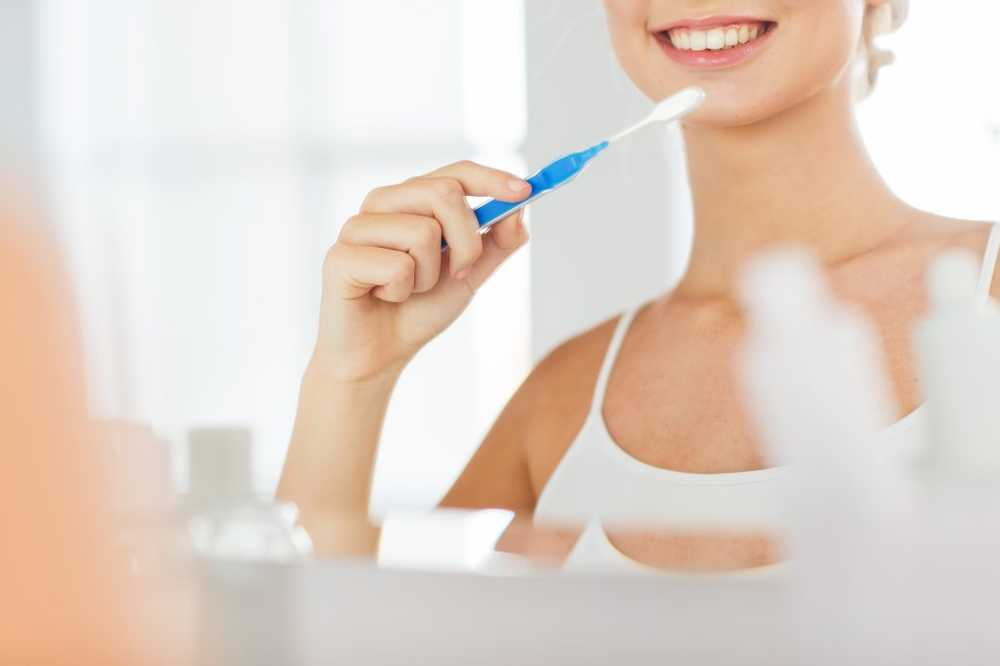 Dentists A lot of pressure while brushing your teeth is extremely damaging / Health News