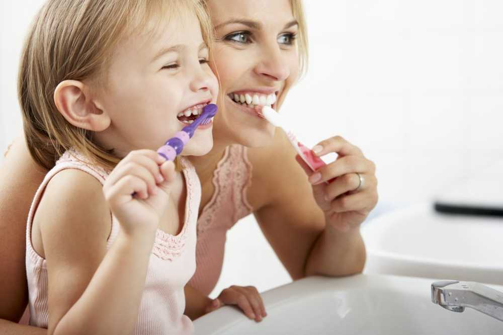 Dentist This is how proper pediatric dentistry works / Health News