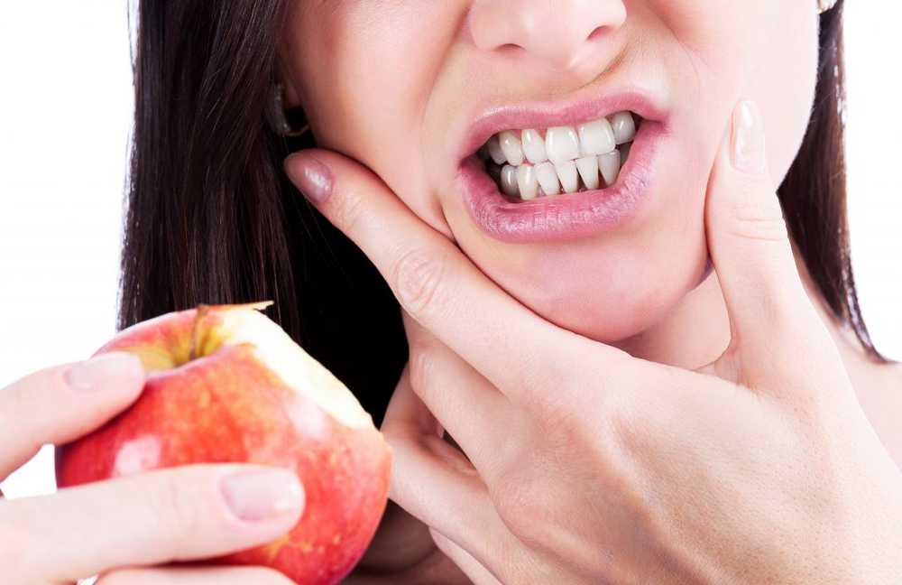 Toothache during eating - the causes / Health News