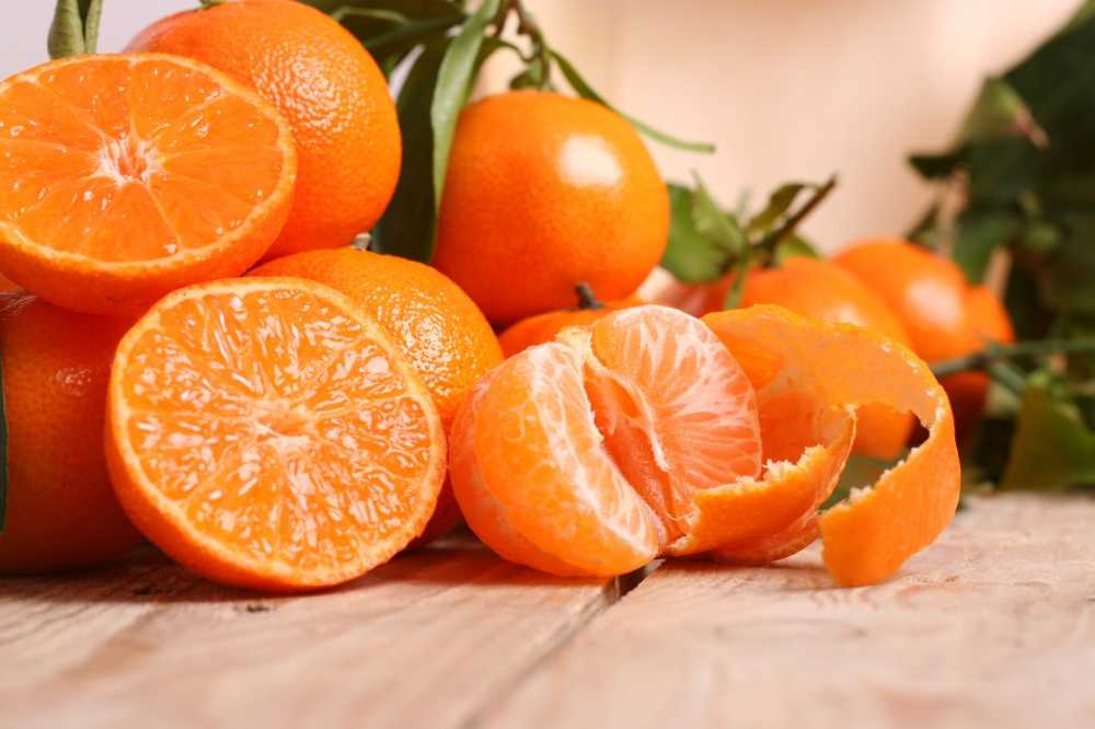 Sugary tangerines promote blood clotting and stimulate the metabolism / Health News